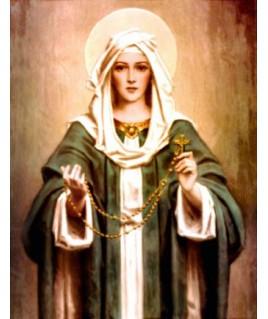 El Santo Rosario en español...