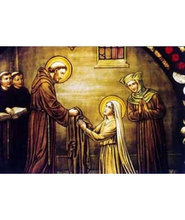 Feast of Saint Clare August...